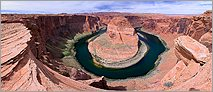 The Horseshoe à Lake Powell - Glen Canyon Ouest USA (CANON 5D + EF 24mm L)