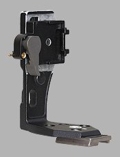 manfrotto equerre panoramique elbow bracket, rotule ball 468mgrc2, boitier, niveau à bulle